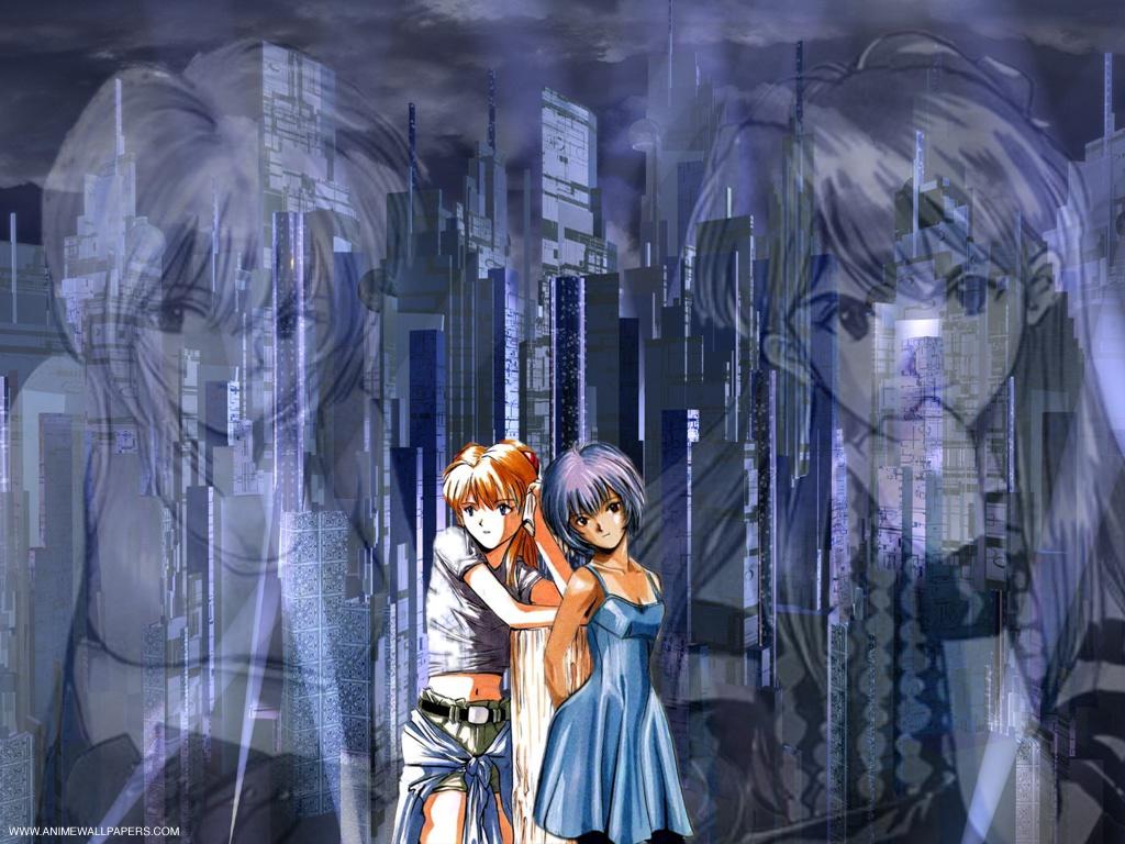 Neon Genesis Evangelion Anime Wallpaper # 56