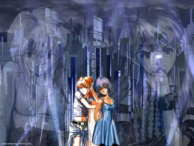 Neon Genesis Evangelion Anime Wallpaper #56