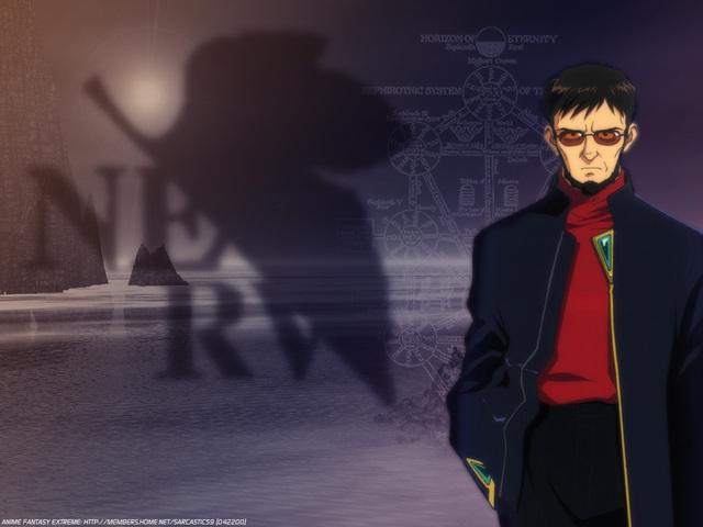 Neon Genesis Evangelion Anime Wallpaper #57