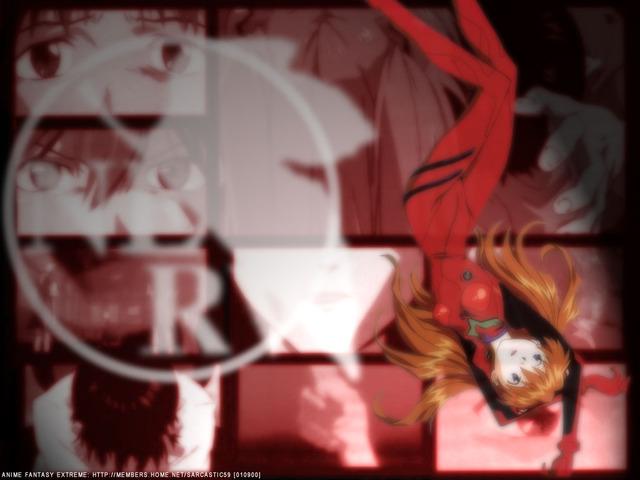Neon Genesis Evangelion Anime Wallpaper #62