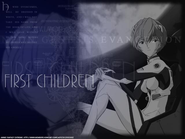 Neon Genesis Evangelion Anime Wallpaper #63