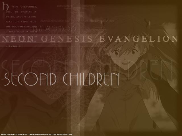 Neon Genesis Evangelion Anime Wallpaper #64