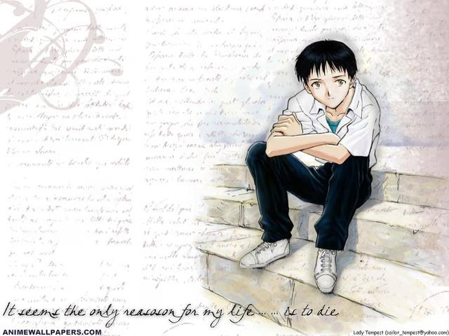 Neon Genesis Evangelion Anime Wallpaper #69