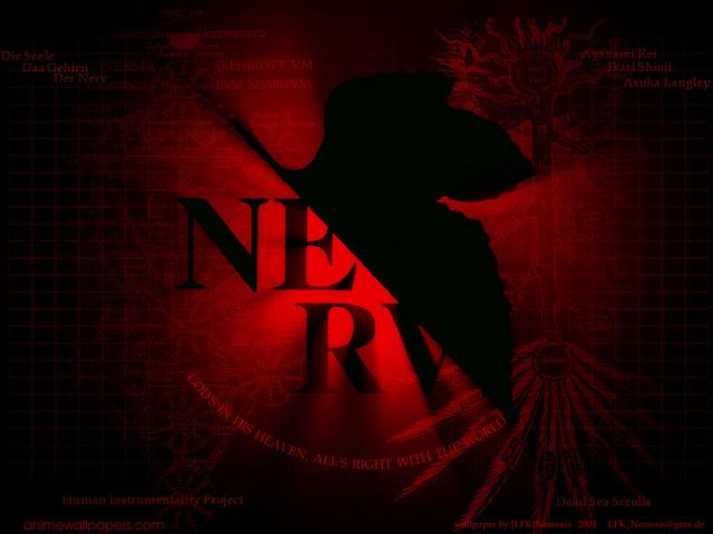 Neon Genesis Evangelion Anime Wallpaper #77