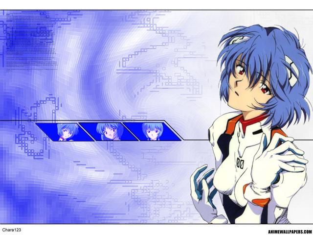 Neon Genesis Evangelion Anime Wallpaper #79