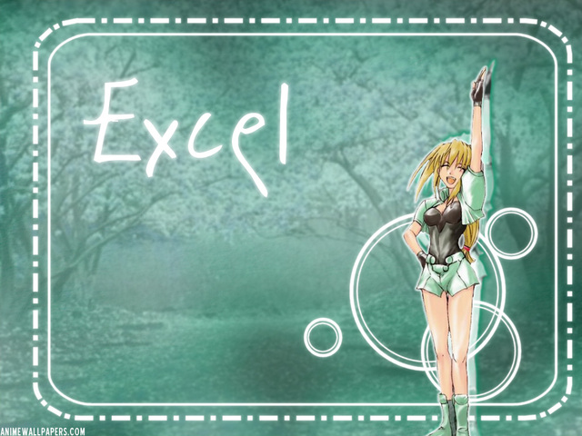 Excel Saga Anime Wallpaper #1