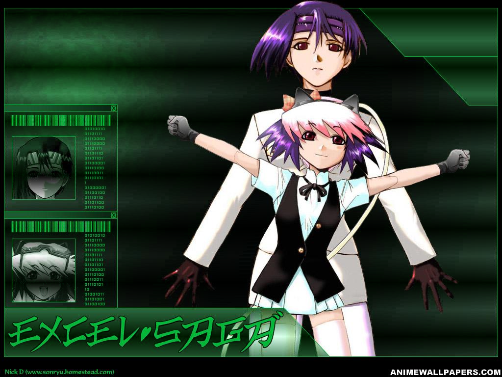 Excel Saga Anime Wallpaper # 6