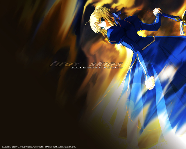 Fate/Stay Night Anime Wallpaper #13