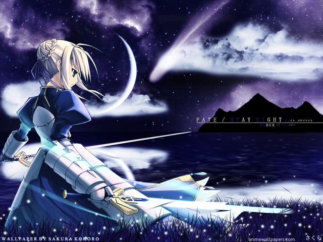 Fate/Stay Night Anime Wallpaper #20