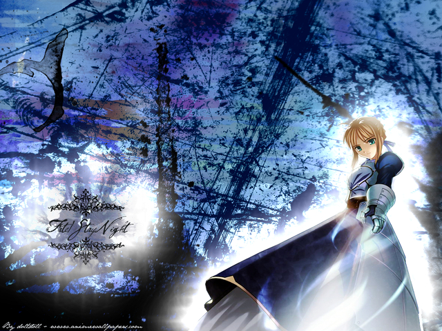 Fate/Stay Night Anime Wallpaper #23