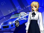 Fate/Stay Night Anime Wallpaper # 4
