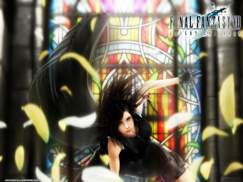 Final Fantasy VII: Advent Children Anime Wallpaper # 10