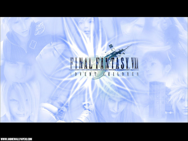 Final Fantasy VII: Advent Children Anime Wallpaper #13