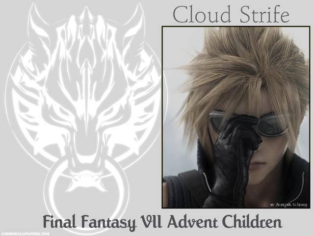 Final Fantasy VII: Advent Children Anime Wallpaper #19