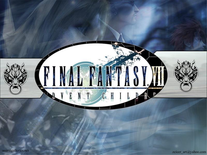 Final Fantasy VII: Advent Children Anime Wallpaper # 28