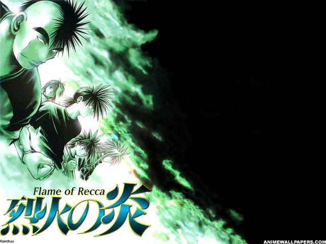 Flame of Recca Anime Wallpaper #1