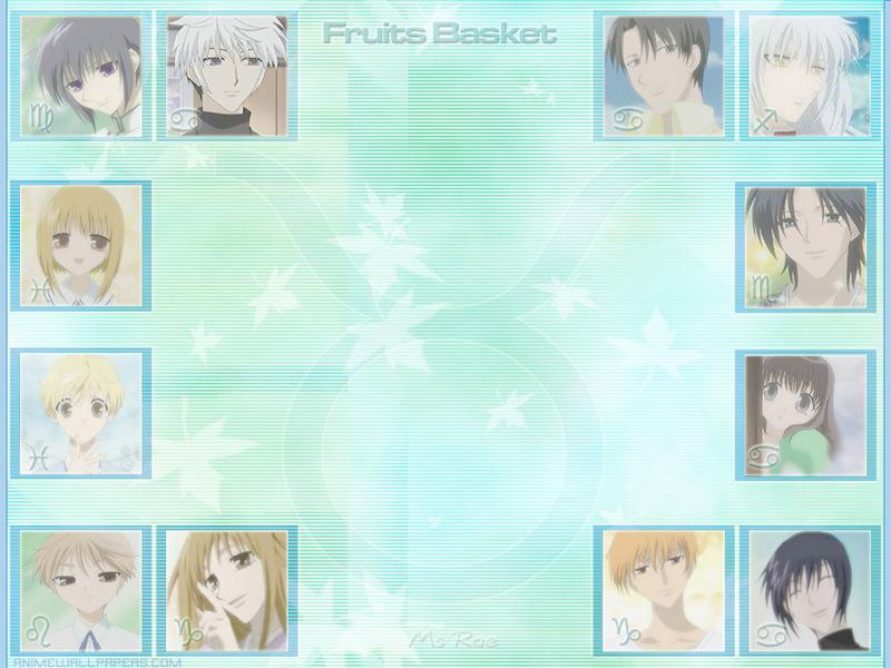 Fruits Basket Anime Wallpaper # 4