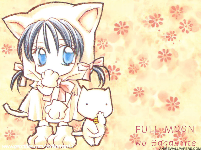 Full Moon wo Sagashite Anime Wallpaper #1