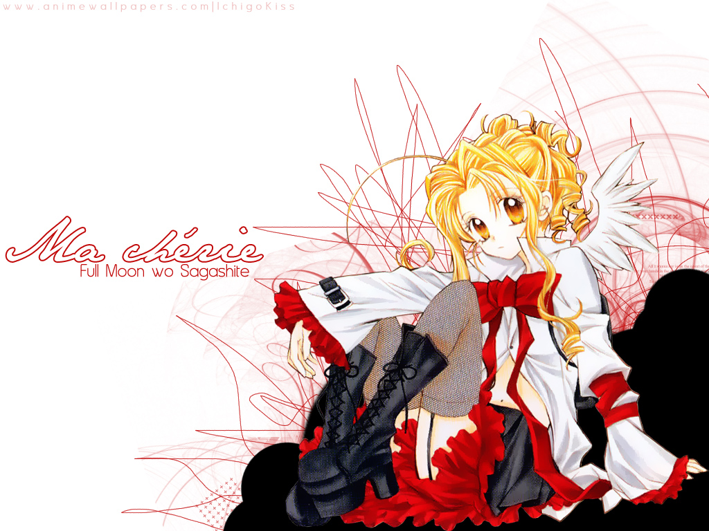 Full Moon wo Sagashite Anime Wallpaper # 9