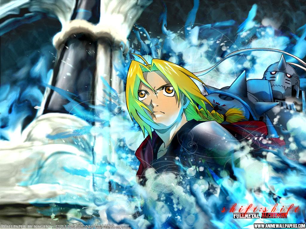 Fullmetal Alchemist Anime Wallpaper # 14