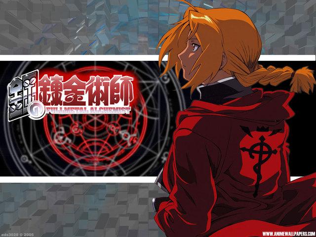 Fullmetal Alchemist Anime Wallpaper #23