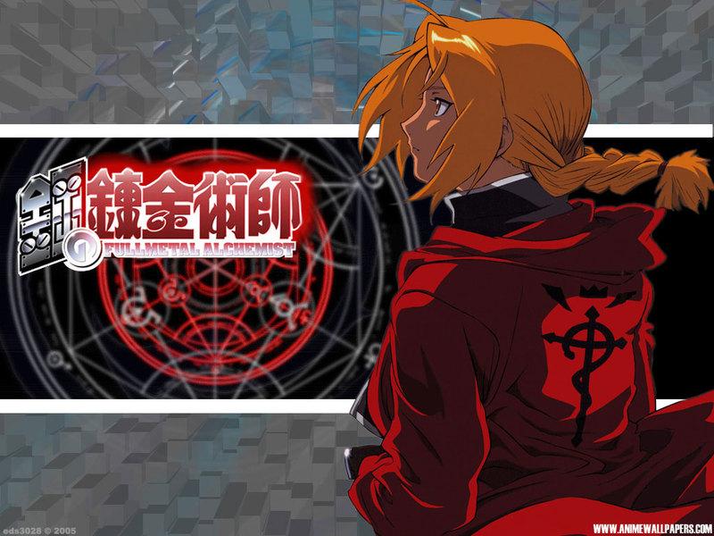 Fullmetal Alchemist Anime Wallpaper # 23