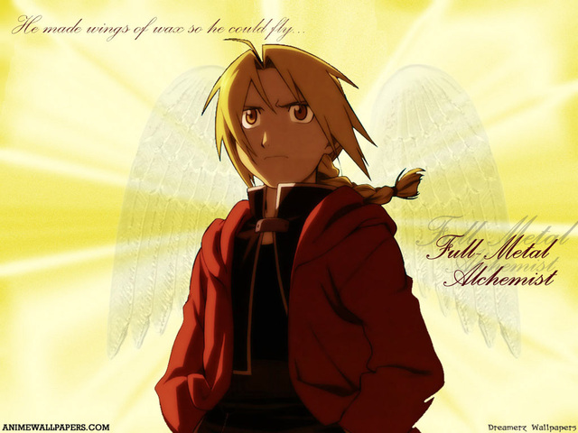 Fullmetal Alchemist Anime Wallpaper #24