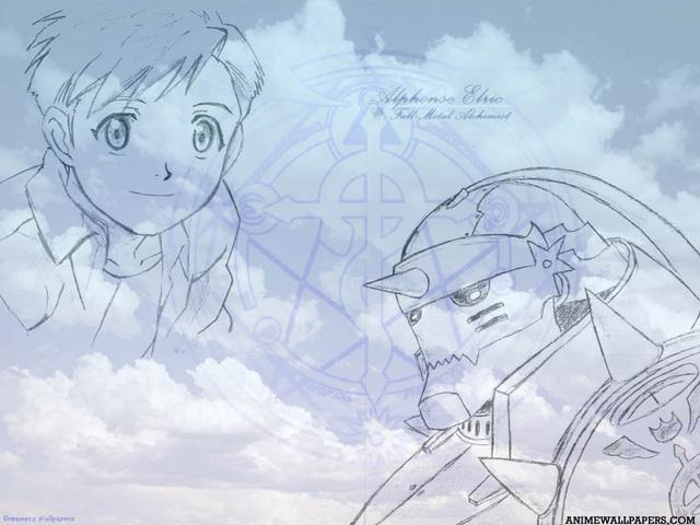 Fullmetal Alchemist Anime Wallpaper #25