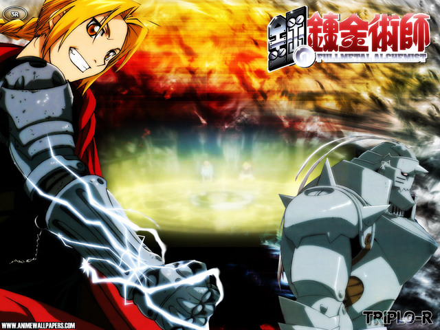 Fullmetal Alchemist Anime Wallpaper #29