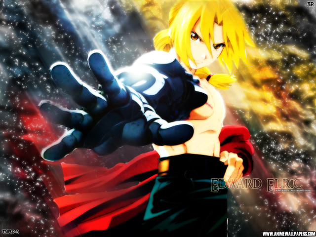 Fullmetal Alchemist Anime Wallpaper #30