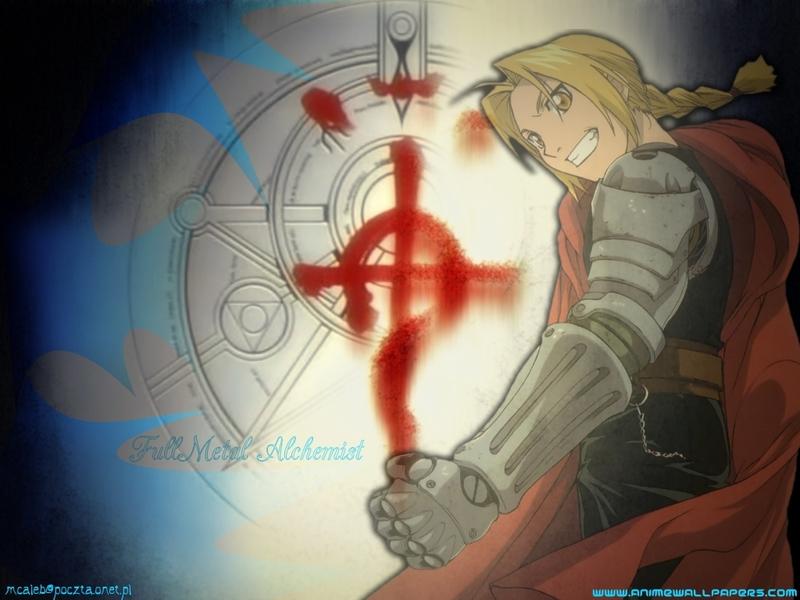 Fullmetal Alchemist Anime Wallpaper # 31