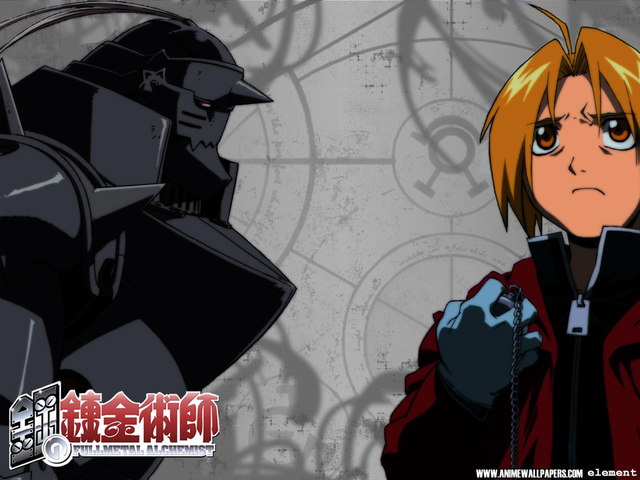 Fullmetal Alchemist Anime Wallpaper #33