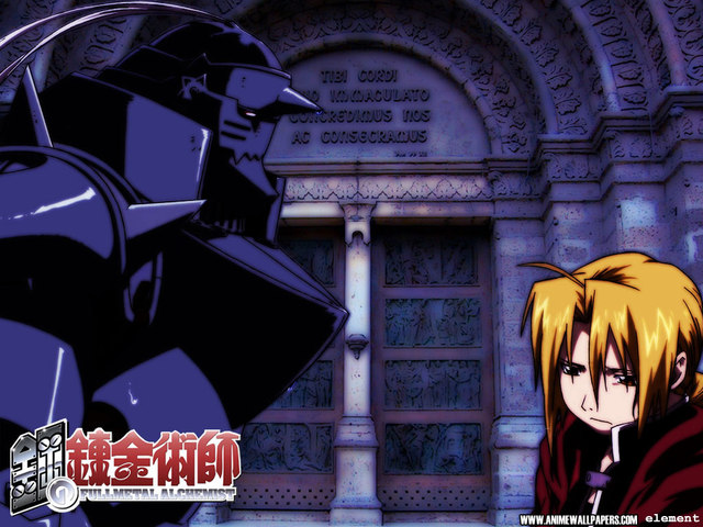 Fullmetal Alchemist Anime Wallpaper #34
