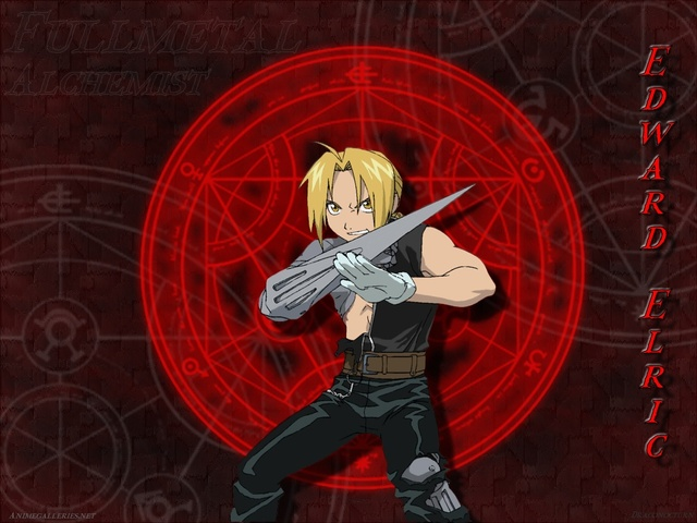 Fullmetal Alchemist Anime Wallpaper #39