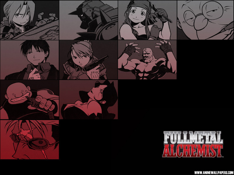 Fullmetal Alchemist Anime Wallpaper # 5