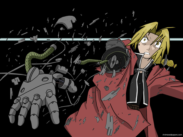 Fullmetal Alchemist Anime Wallpaper #7