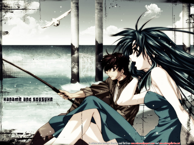 Full Metal Panic Anime Wallpaper #11