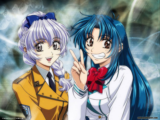 Full Metal Panic Anime Wallpaper #1