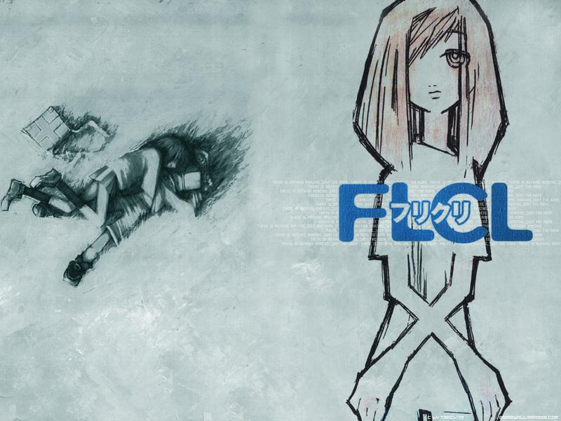 FLCL Anime Wallpaper # 20