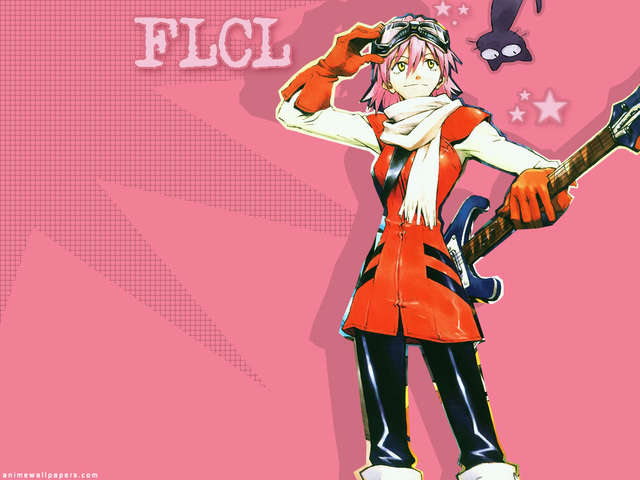 FLCL Anime Wallpaper #28