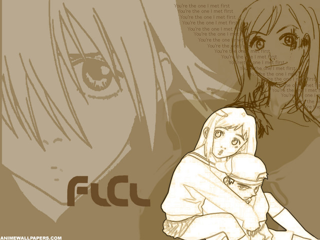 FLCL Anime Wallpaper #5