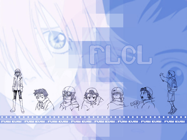 FLCL Anime Wallpaper #8
