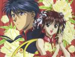 Fushigi Yuugi Anime Wallpaper # 13