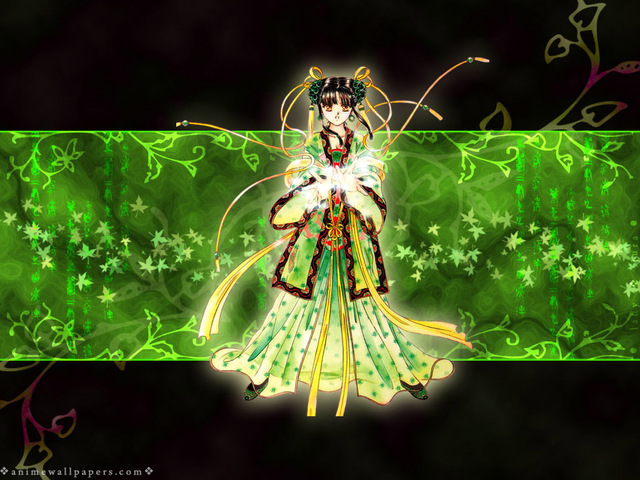 Fushigi Yuugi Anime Wallpaper #16