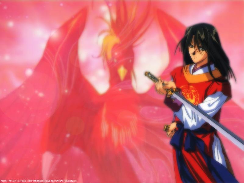 Fushigi Yuugi Anime Wallpaper # 5