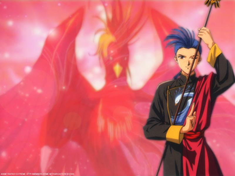 Fushigi Yuugi Anime Wallpaper # 7