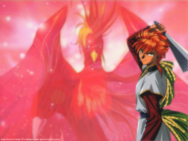 Fushigi Yuugi Anime Wallpaper #8