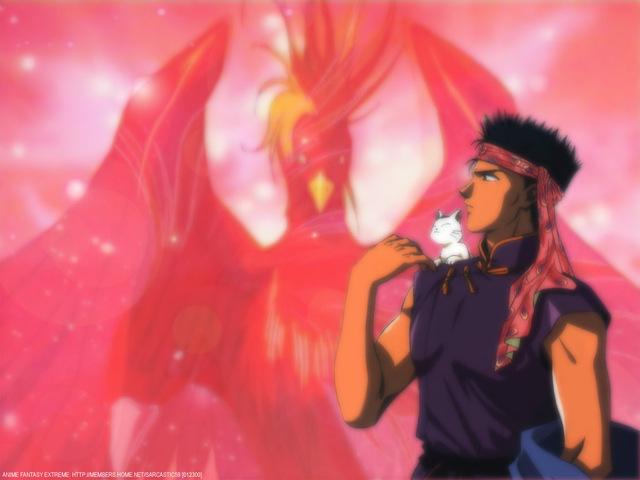 Fushigi Yuugi Anime Wallpaper #9