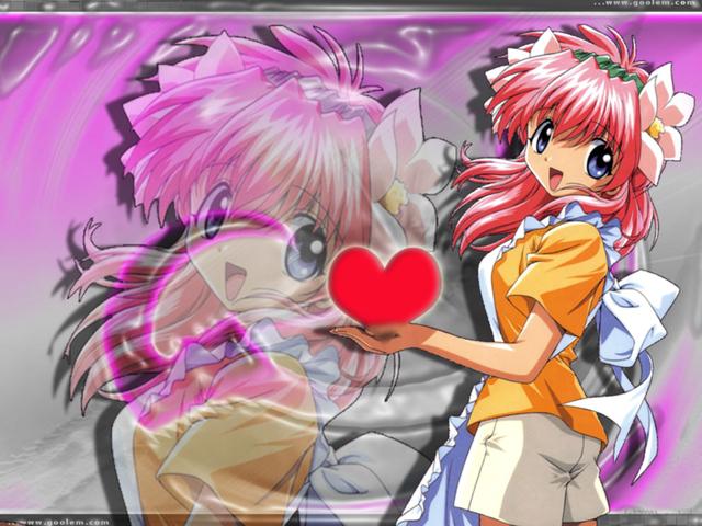 Galaxy Angel Anime Wallpaper #1