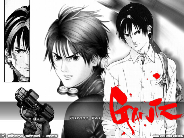 Gantz Anime Wallpaper #2